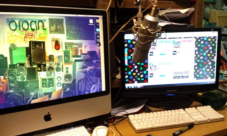 Joint Radio Studio הסטודיו שלנו